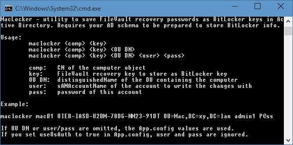 FileVault with Active Directory – Noobient